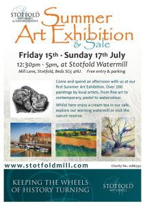 Stotfold Mill Exhibition